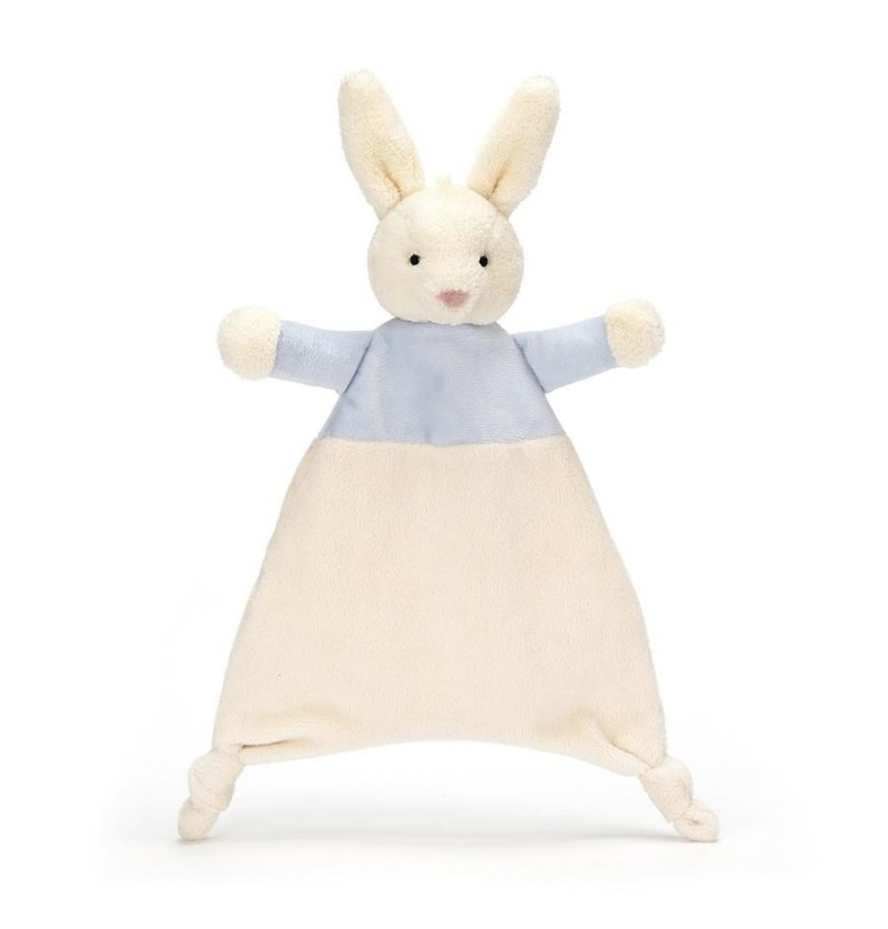 DOUDOU STAR BUNNY BLUE SOOTHER